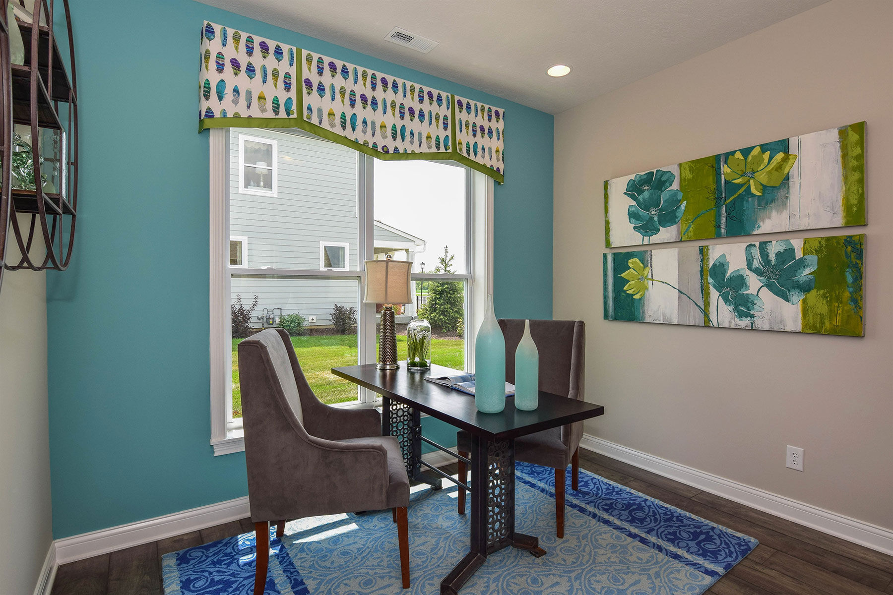 Enclave at Steeplehouse Study