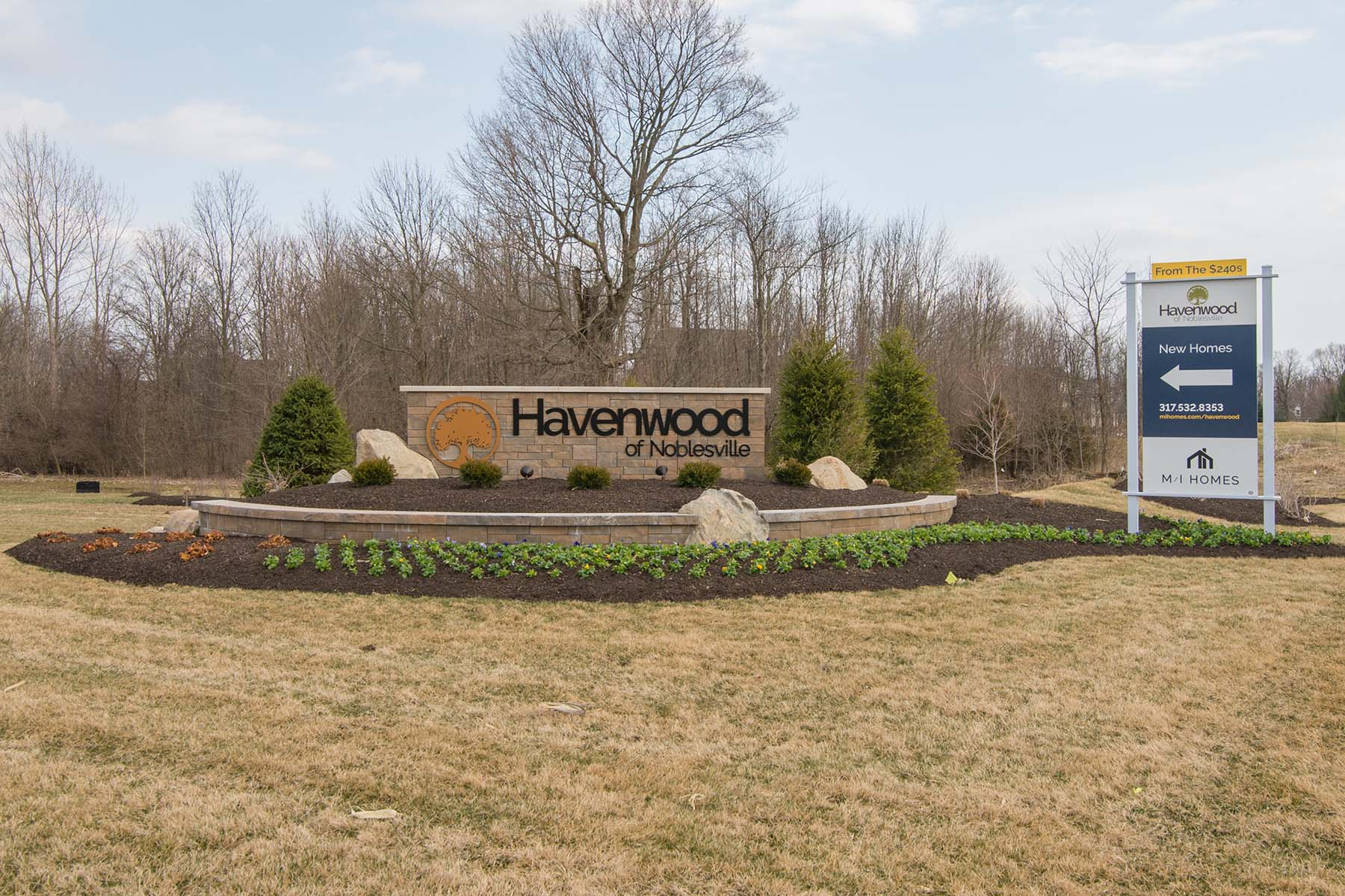 Havenwood Entrance