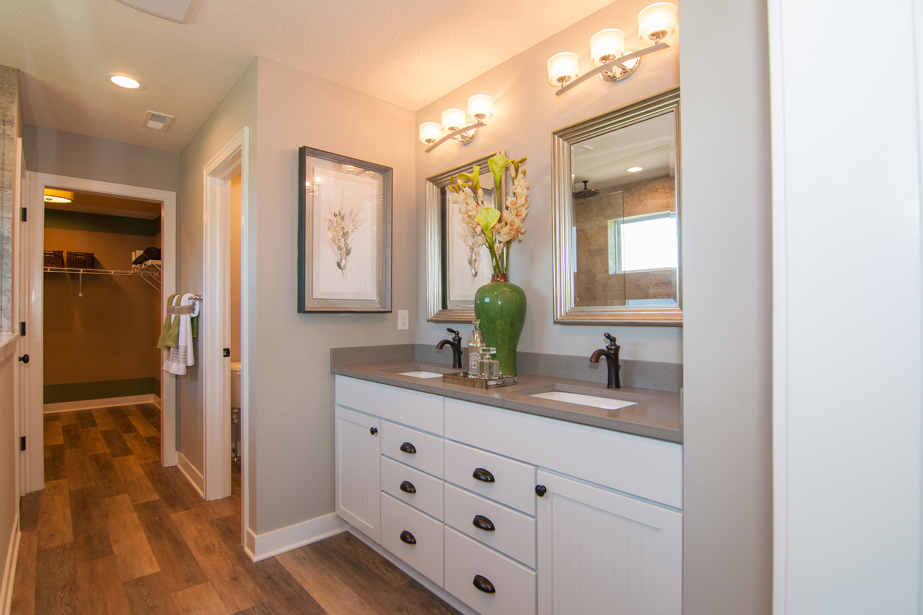 Havenwood Master Bath