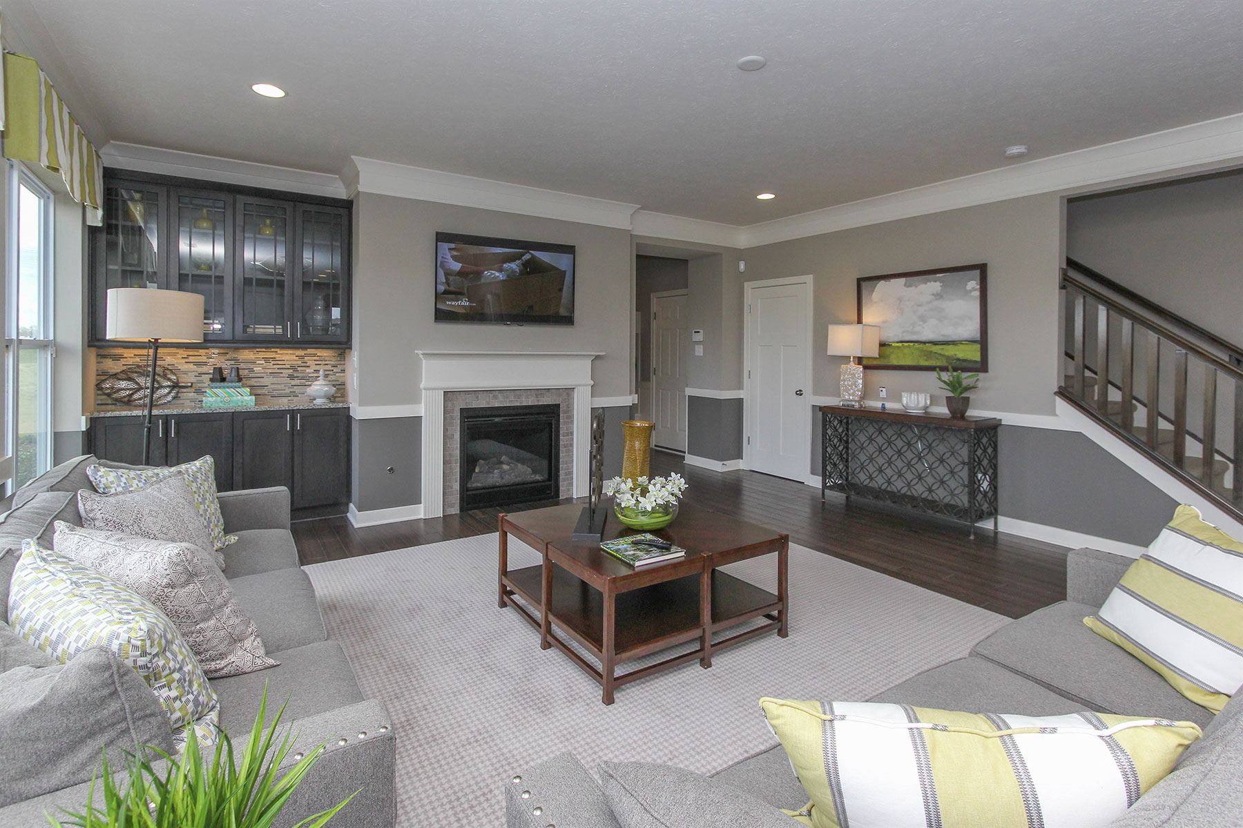 Glenmore at Saddle Club Family Room