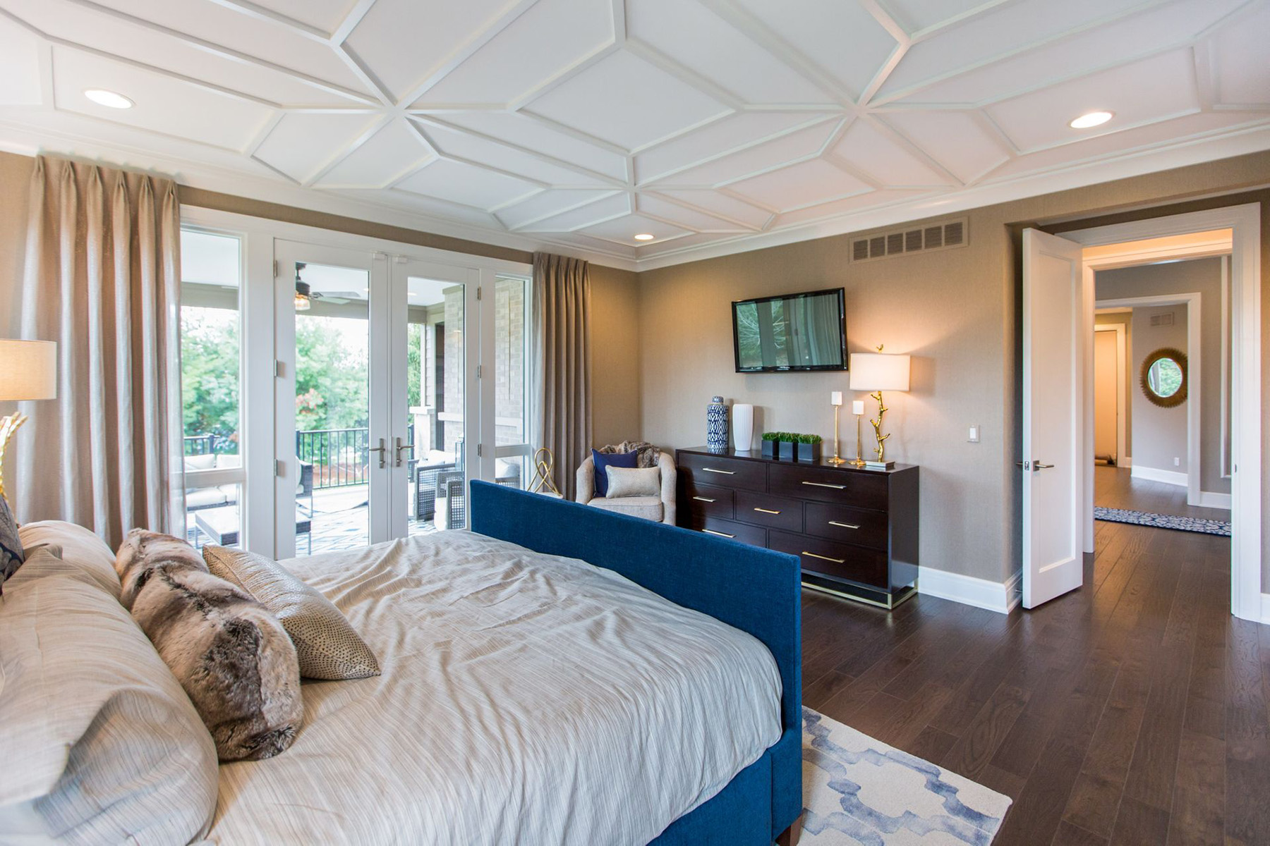 New home in bloomfield hills the kingsley m i homes - House of bedrooms bloomfield hills mi ...