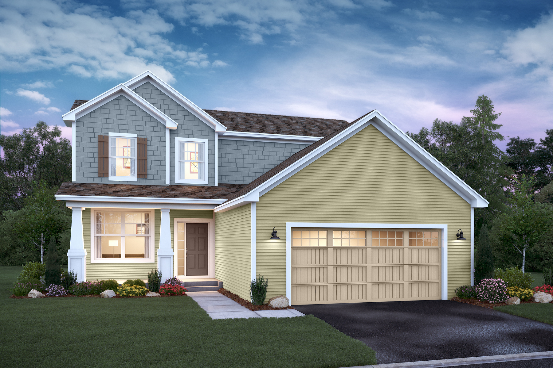 Boulder Creek Smart Series Front Exterior
