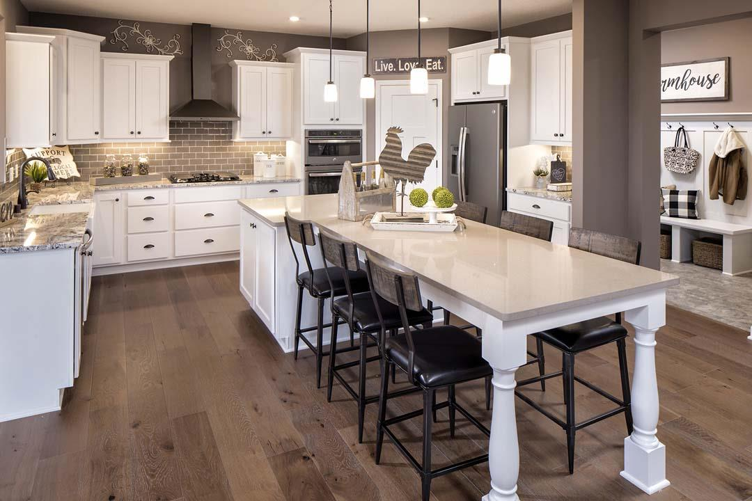 6 Spots for a Second Kitchen Sink