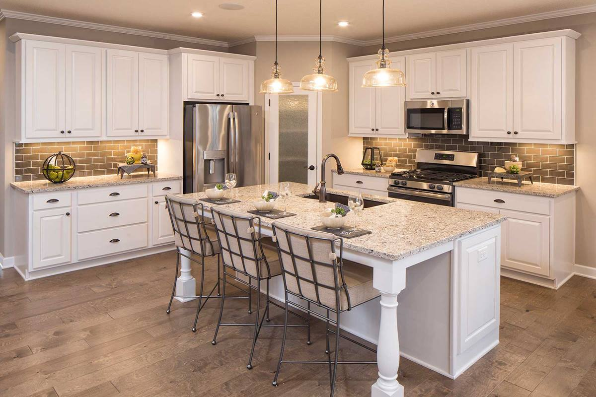 Woodland Cover Kitchen