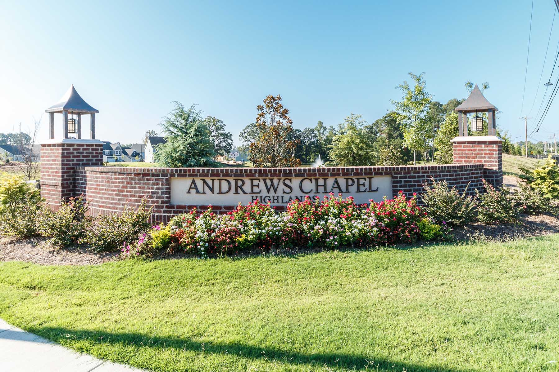 Andrews Chapel Entrance