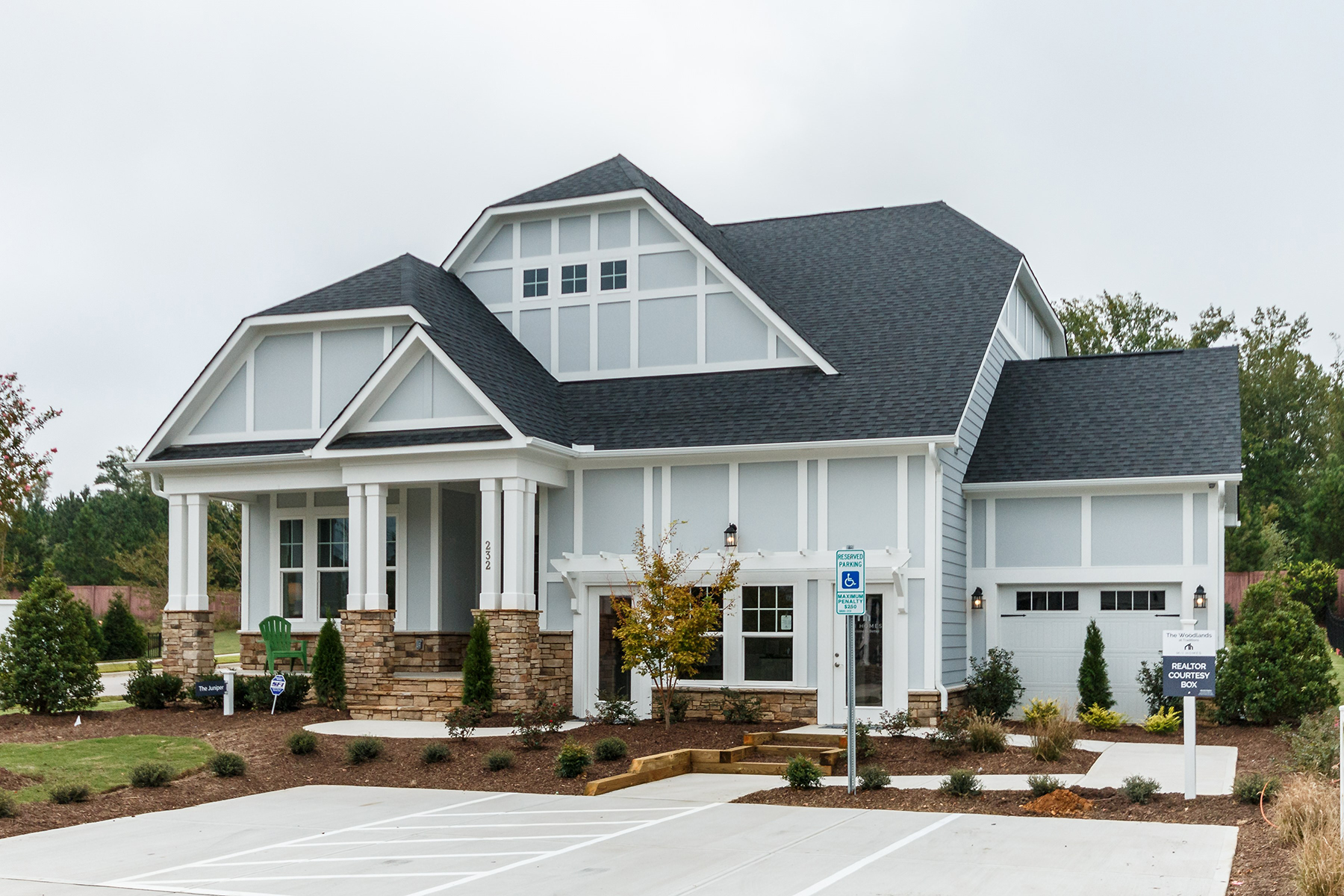 New Home in Wake Forest - The Juniper - M/I Homes