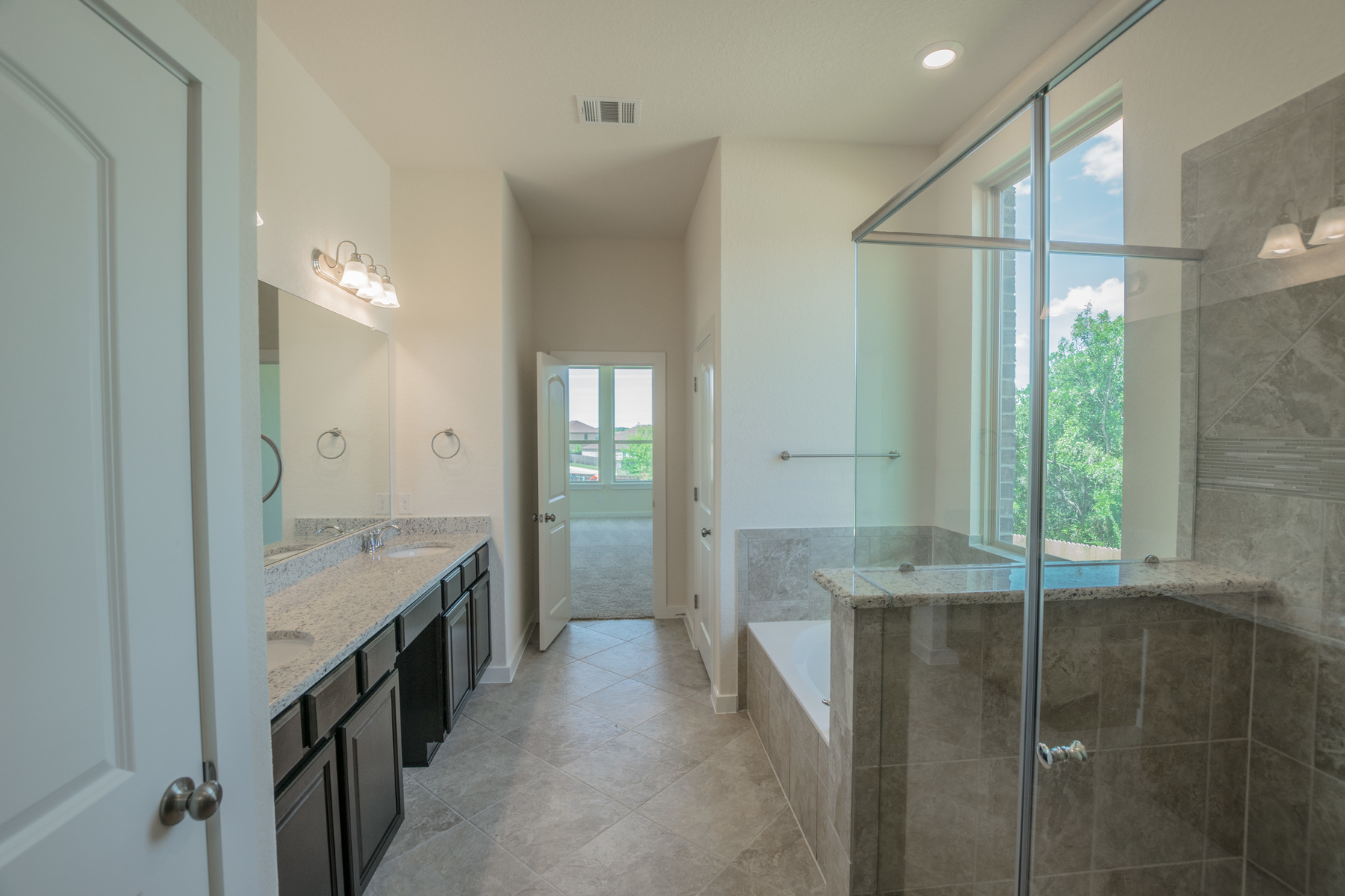 Arcadia Ridge Master Bathroom