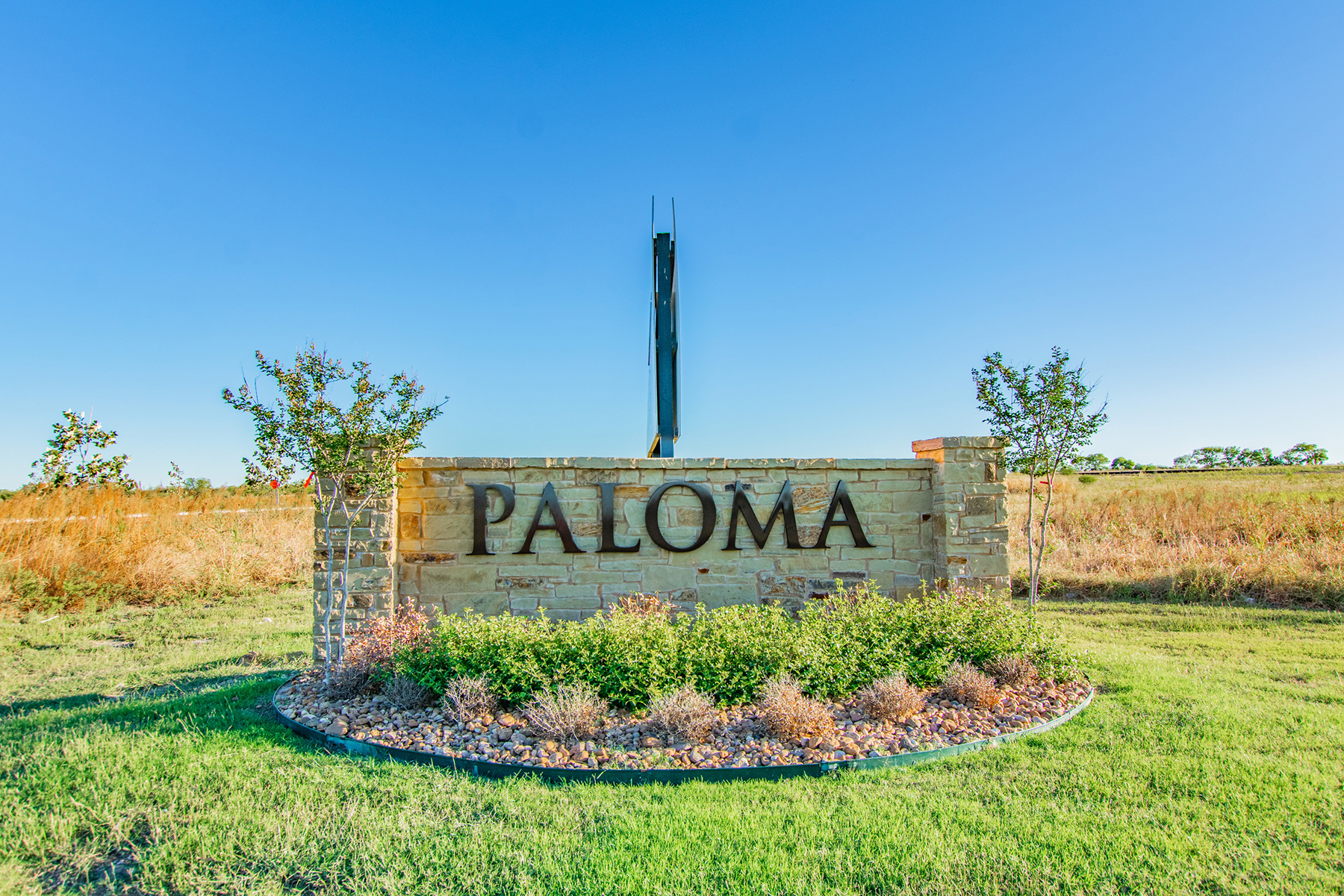 Paloma Entrance