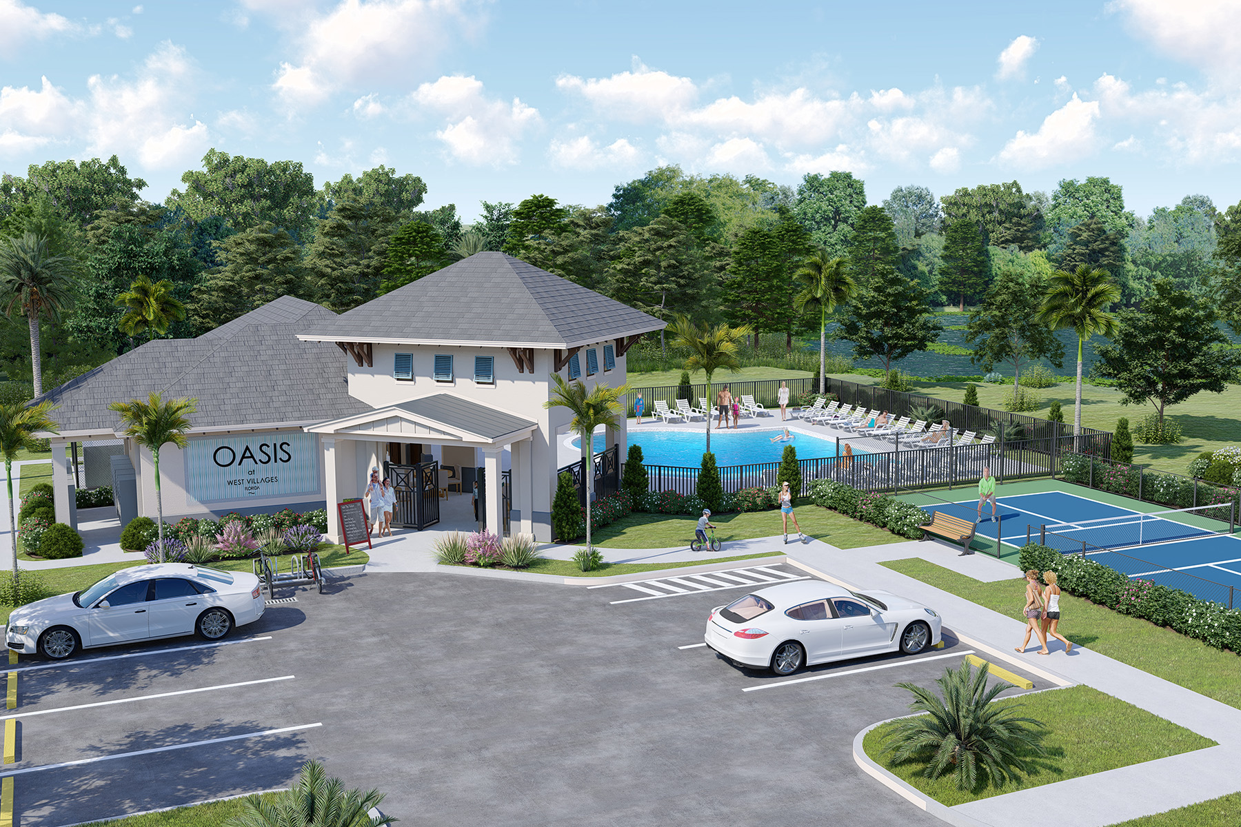 Oasis Clubhouse