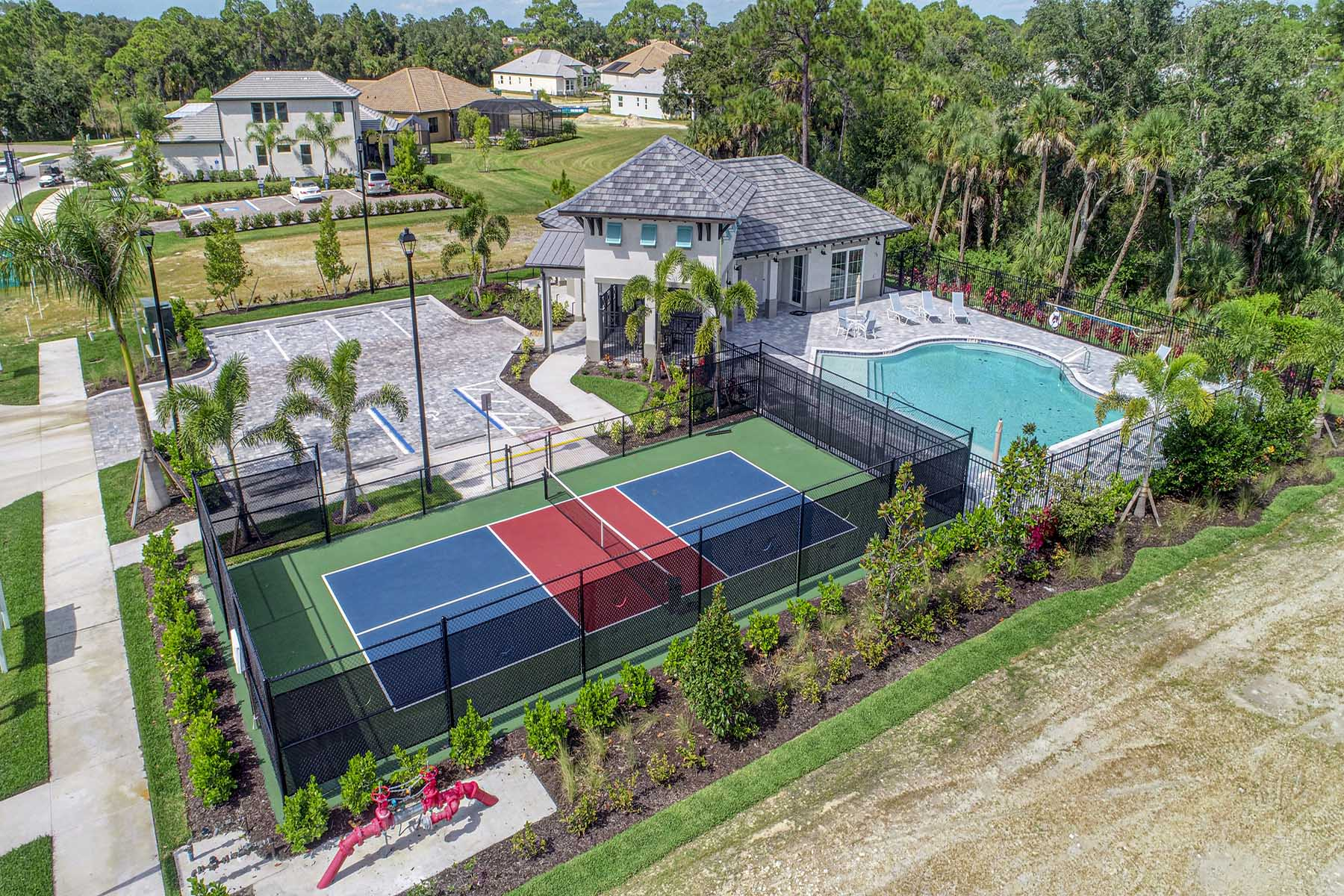 Oasis at West Villages Amenity Center