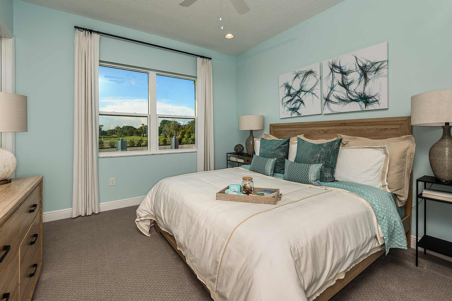 Rivo Lakes Guest Bedroom