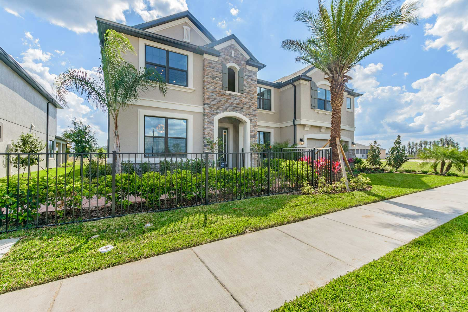 New Home In Tampa The Grandsail Iii M I Homes