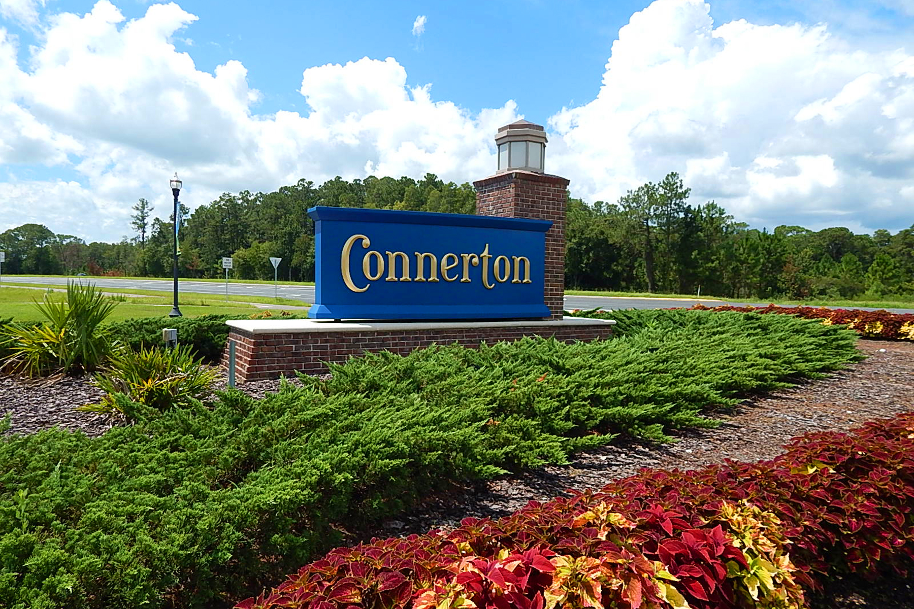 Connerton Entrance