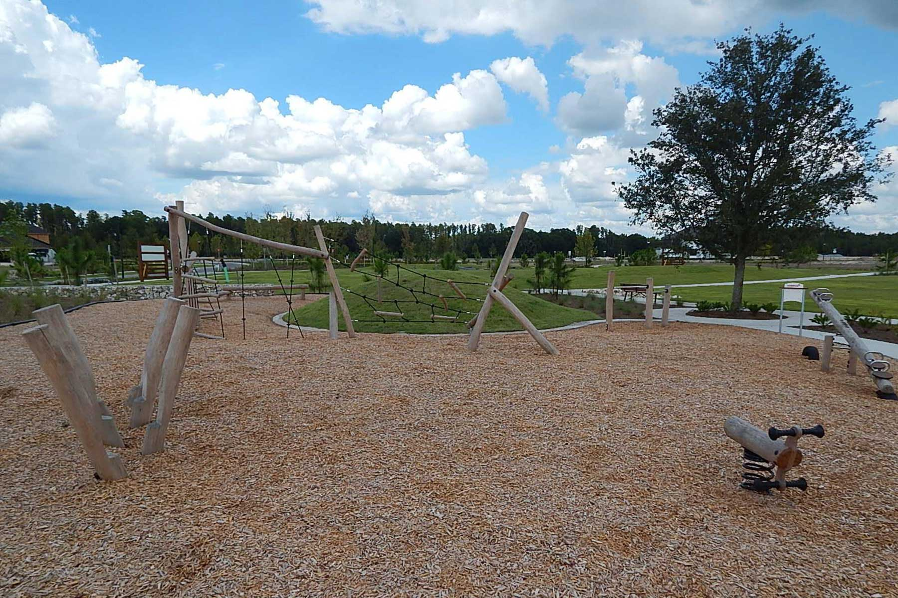 Starkey Ranch Albriton Park Playground