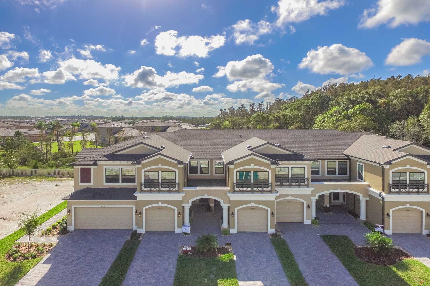 Windermere Estates New Homes In Wiregrass Ranch M I Homes