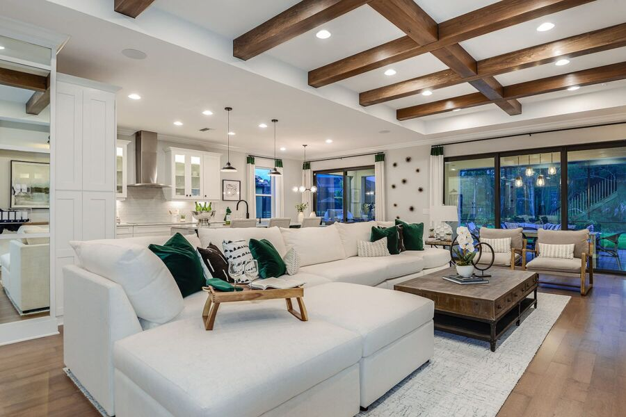Oasis Living Room