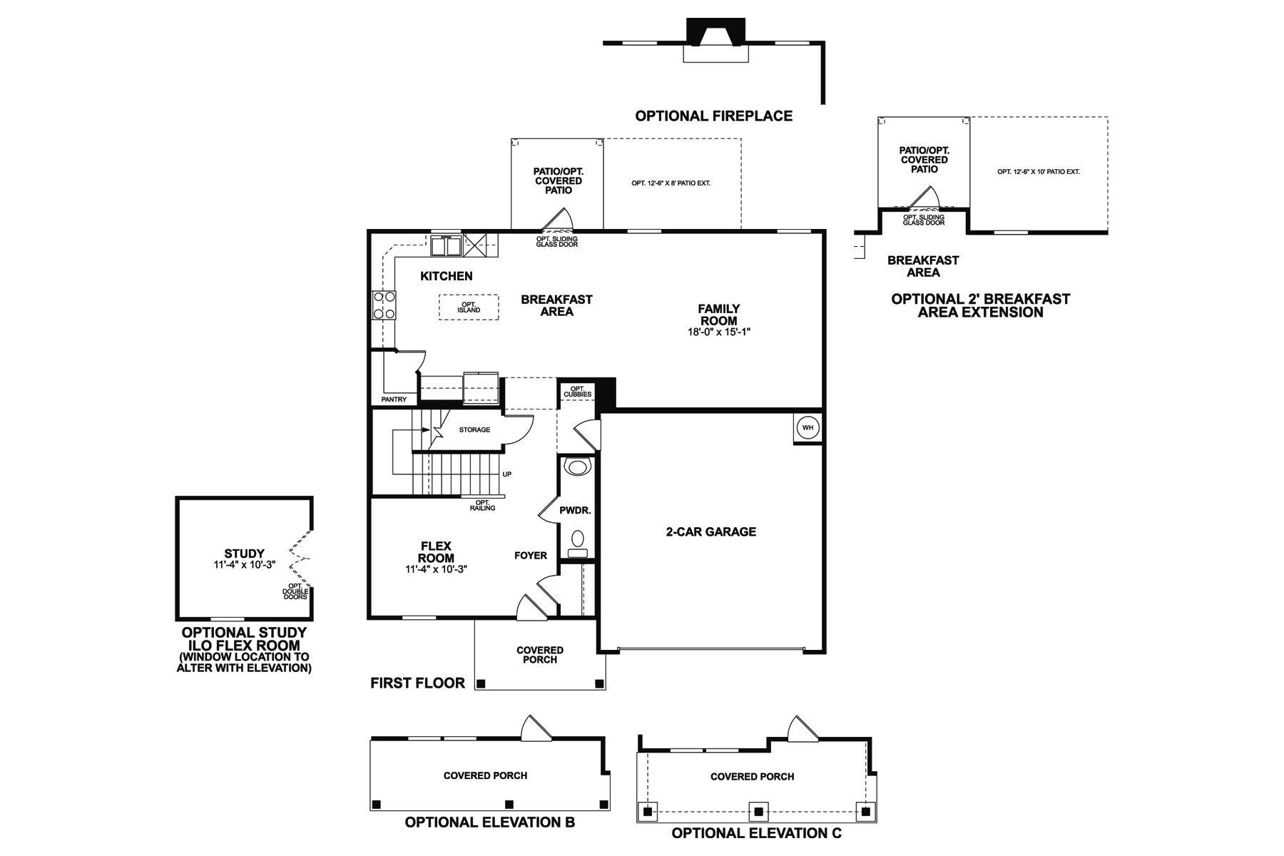 Findlay Floorplan