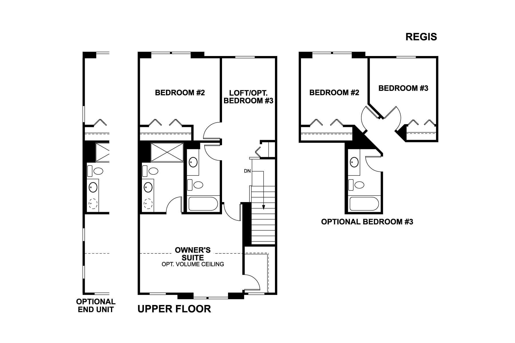 Regis Upper Floor