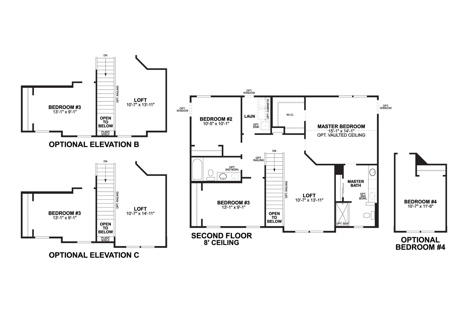 Dearborn Second Floor