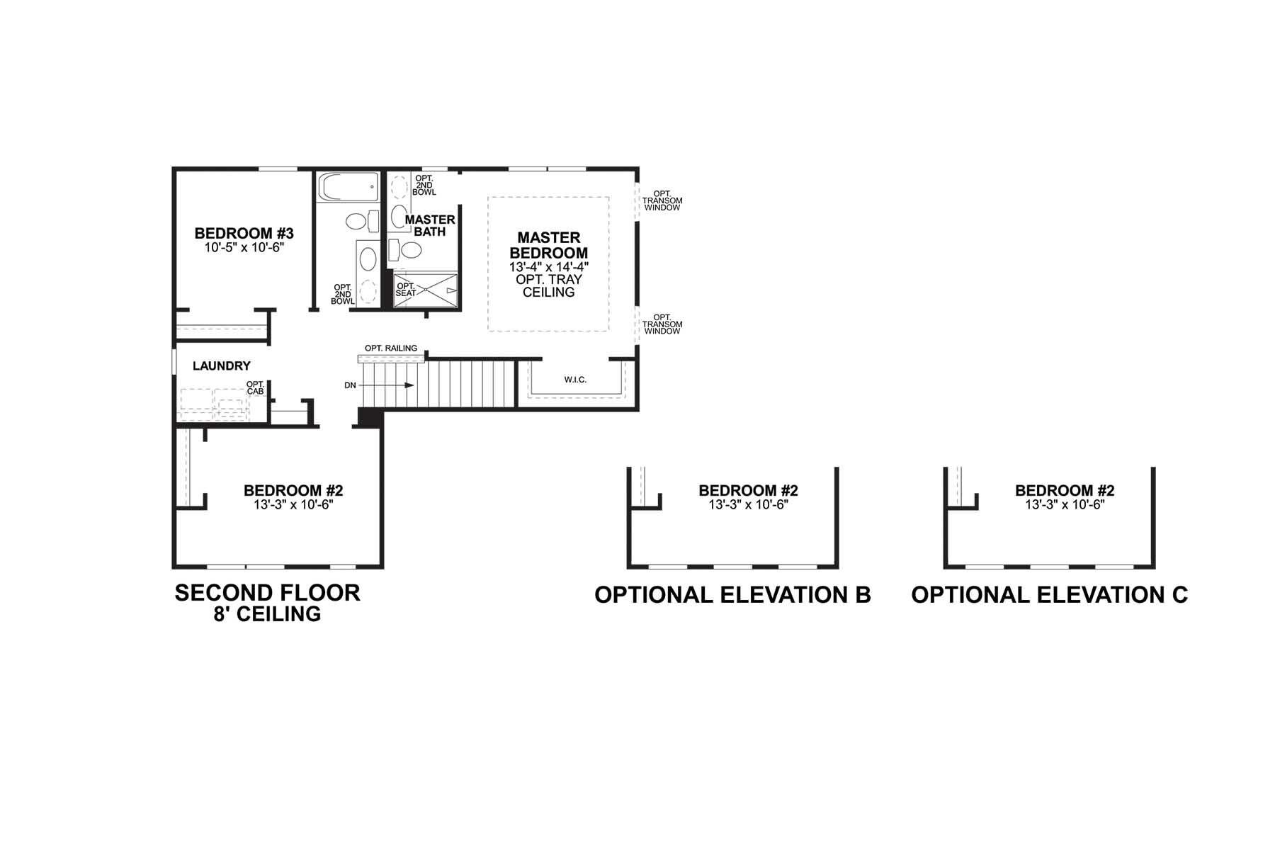 Bexley Second Floor