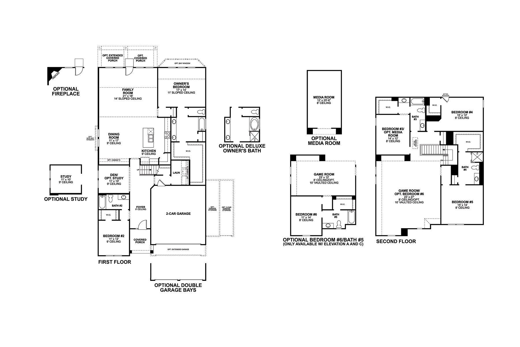 Haven Floorplan