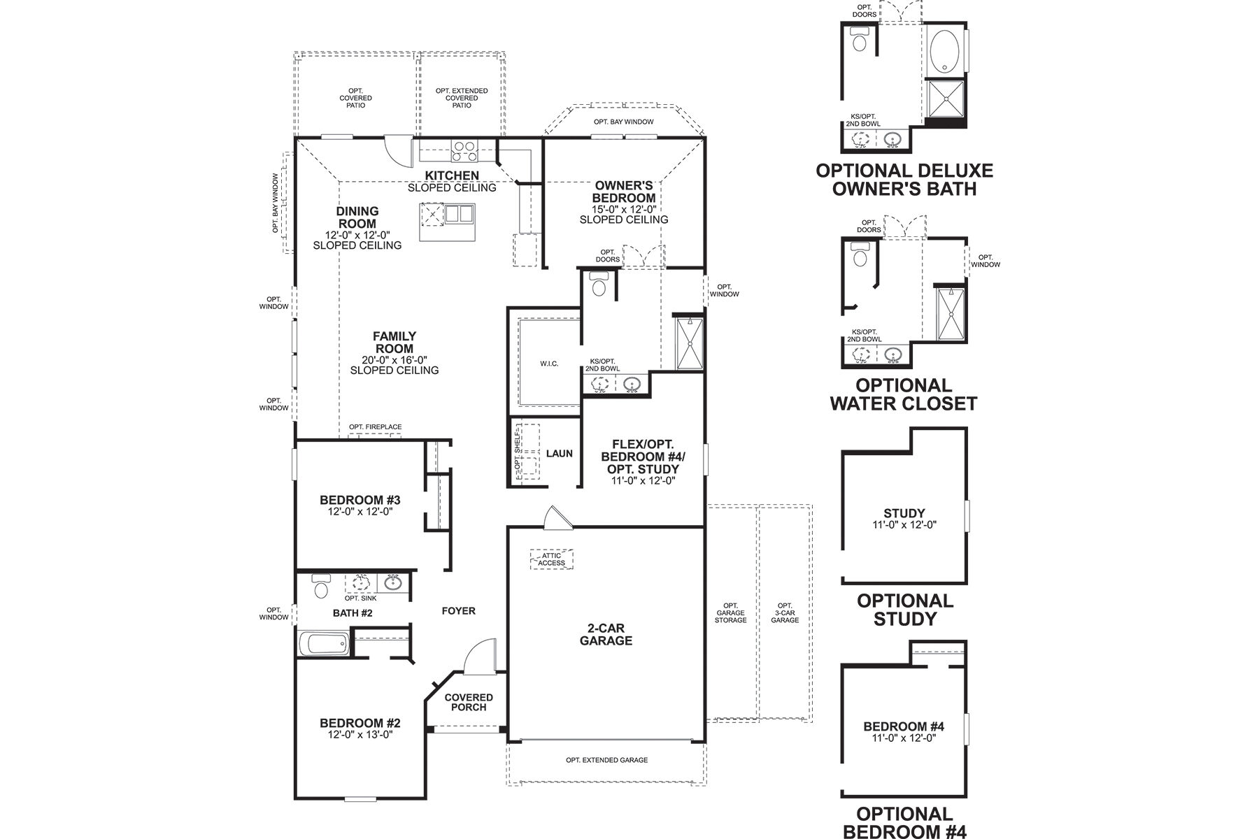 Ellsworth Floorplan