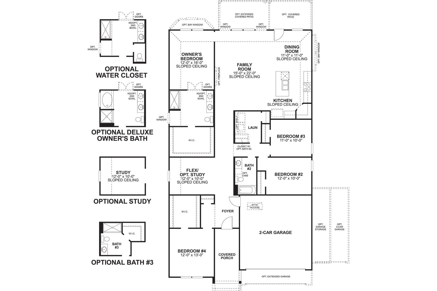 Esparanza Floorplan