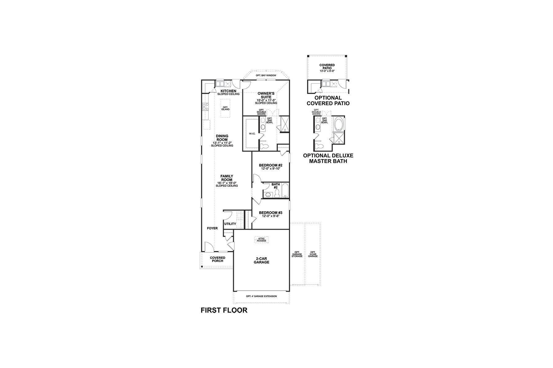 Magnolia First Floor