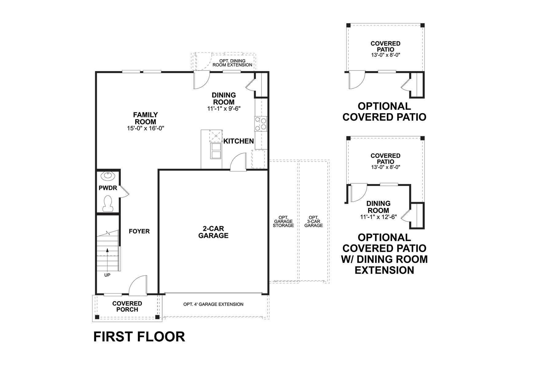Wisteria First Floor