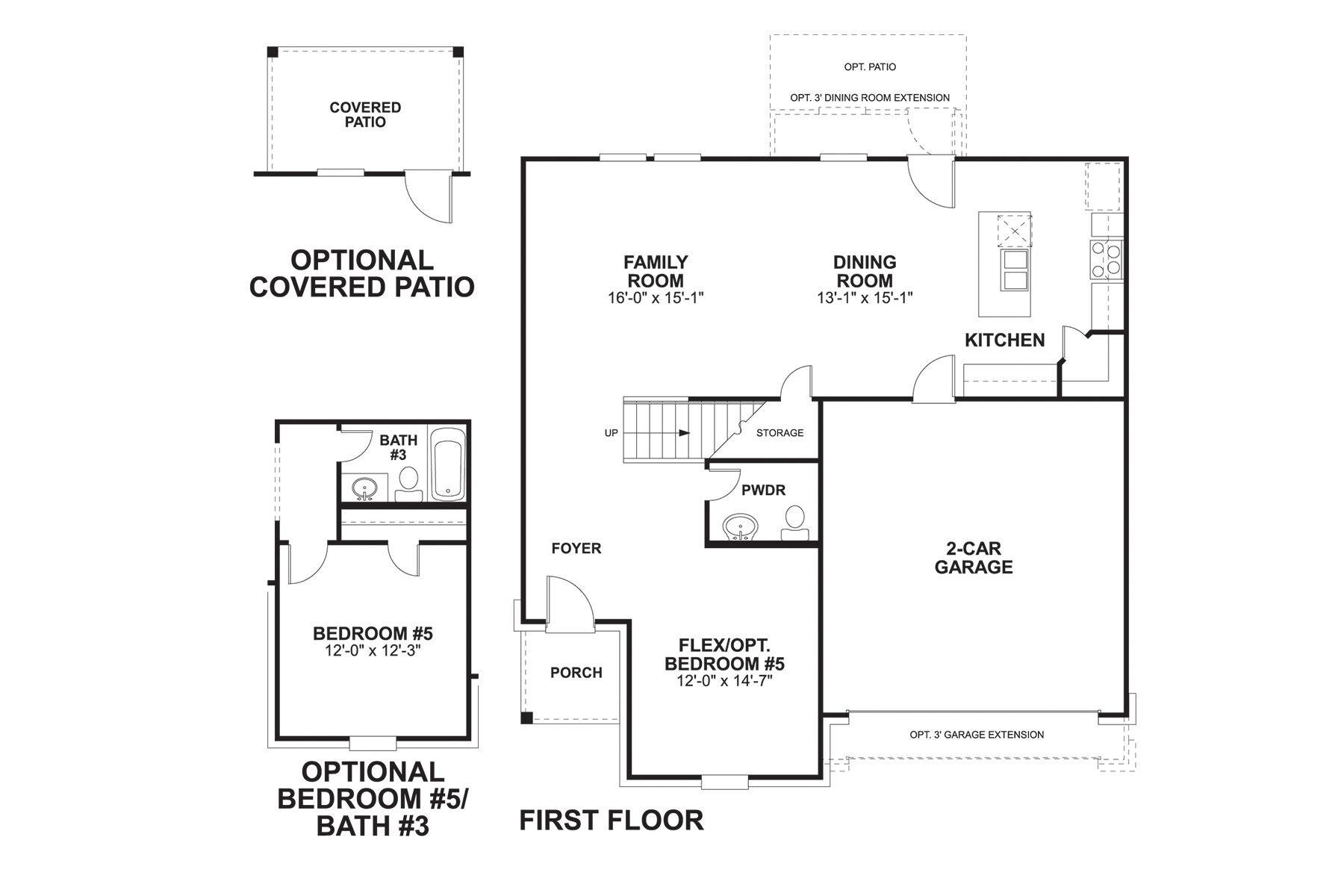 Cortez First Floor