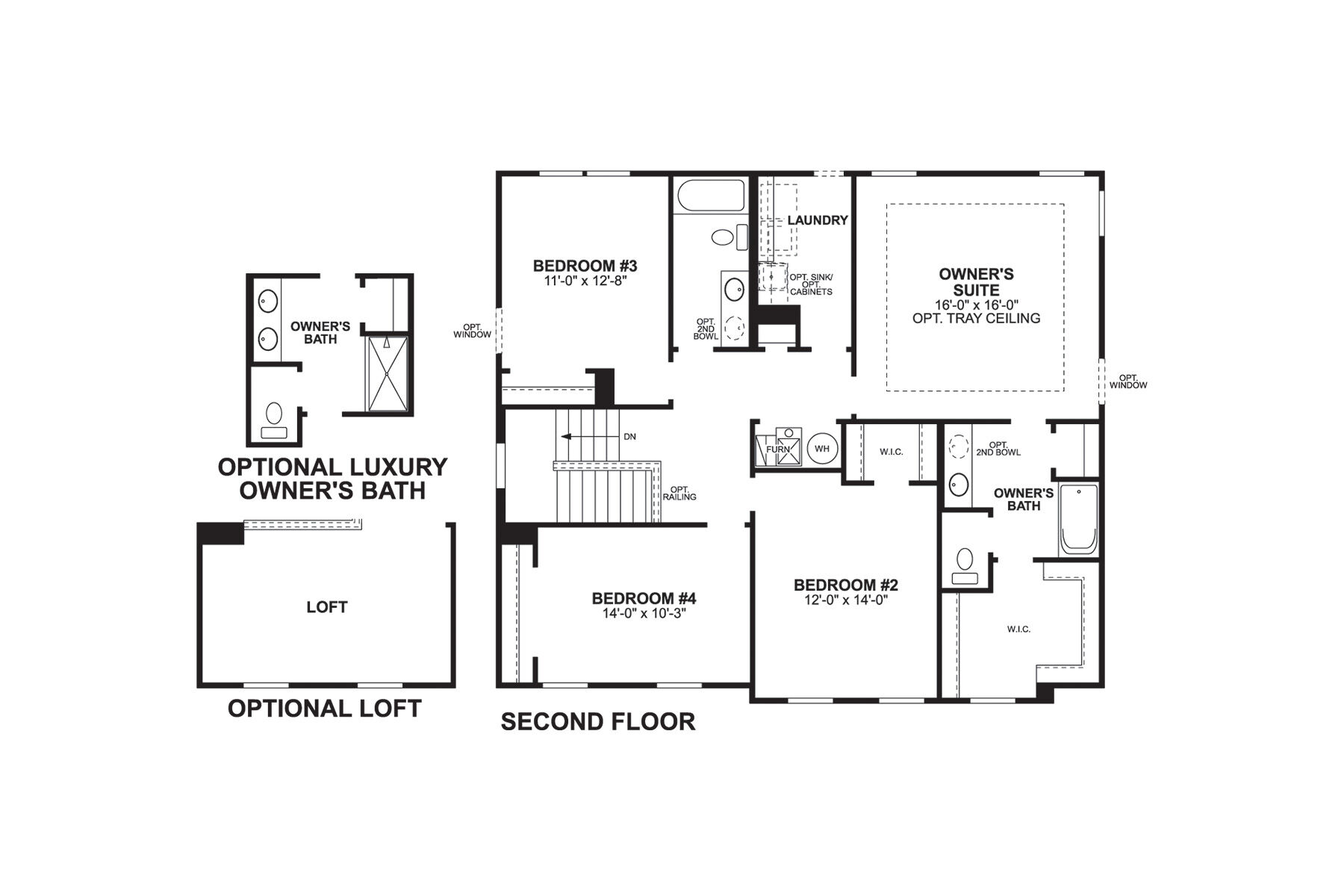 Findlay Second Floor
