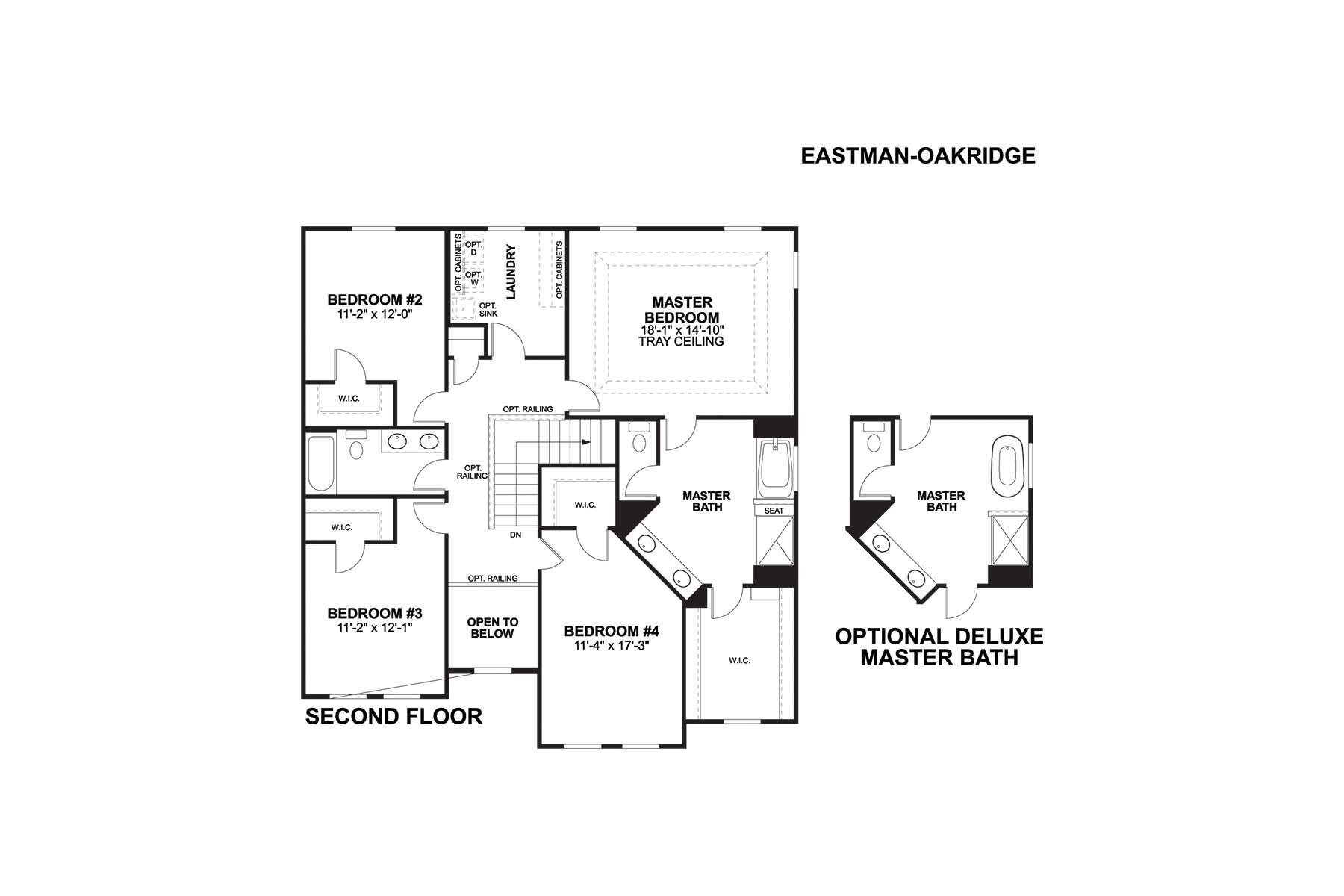 Eastman Second Floor