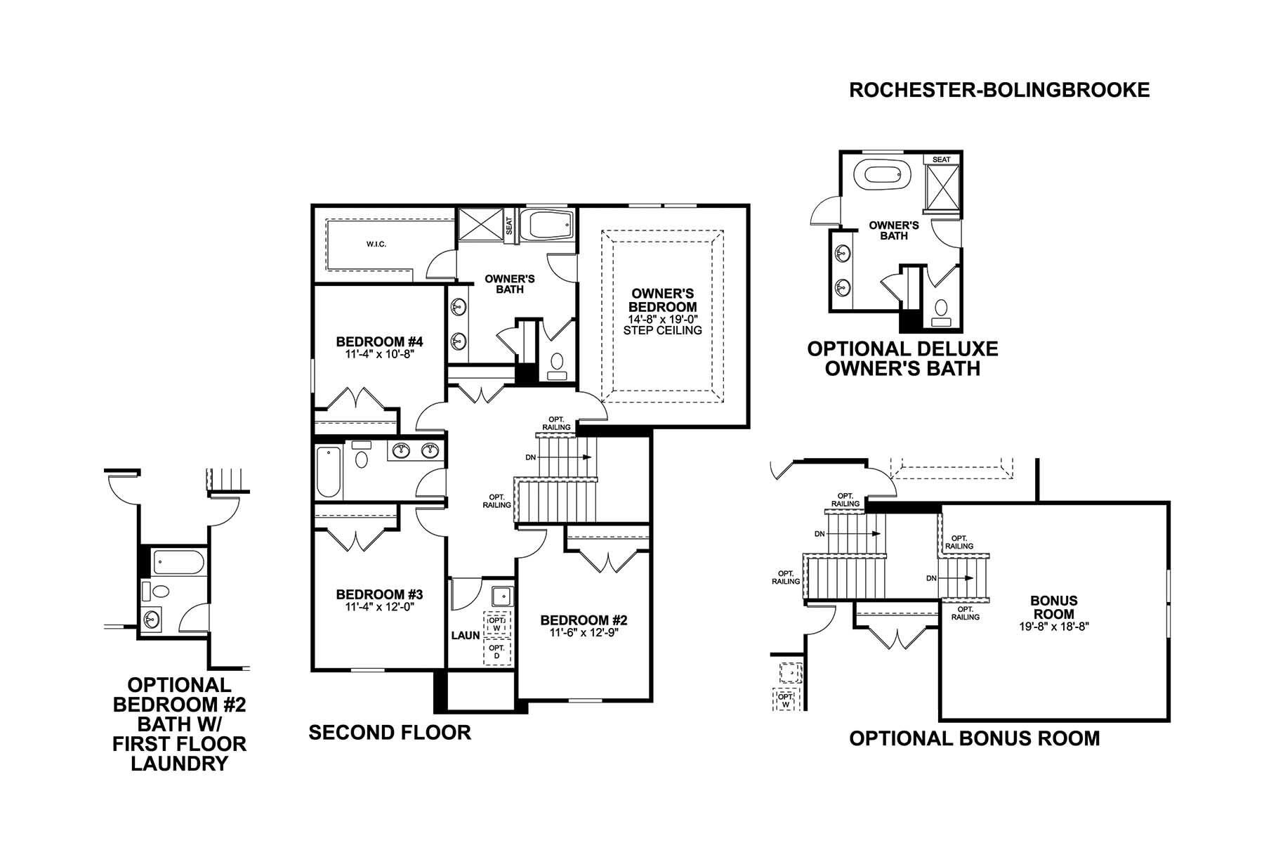 Rochester Second Floor
