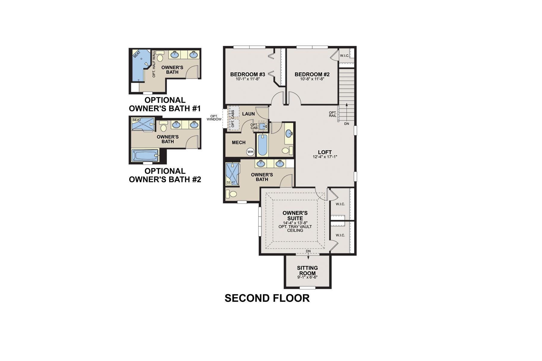 Everett Second Floor