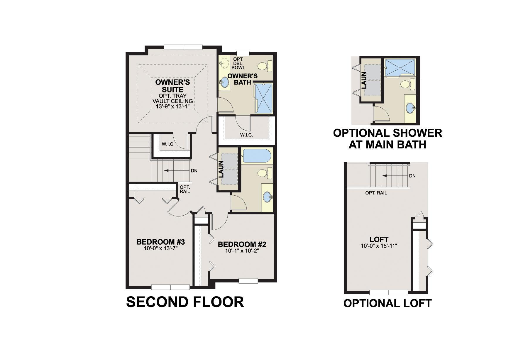 Hudson Second Floor