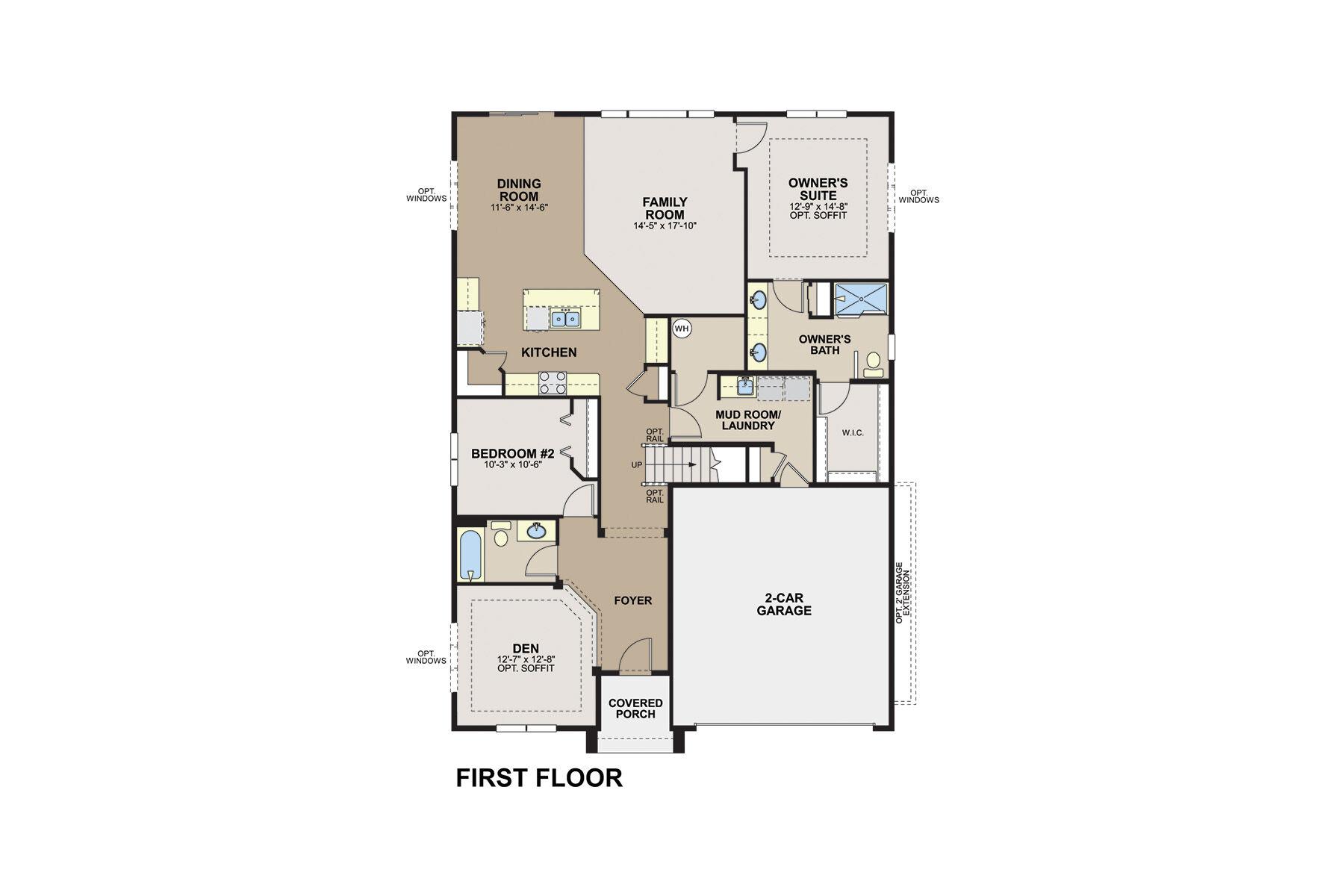 Aspen First Floor
