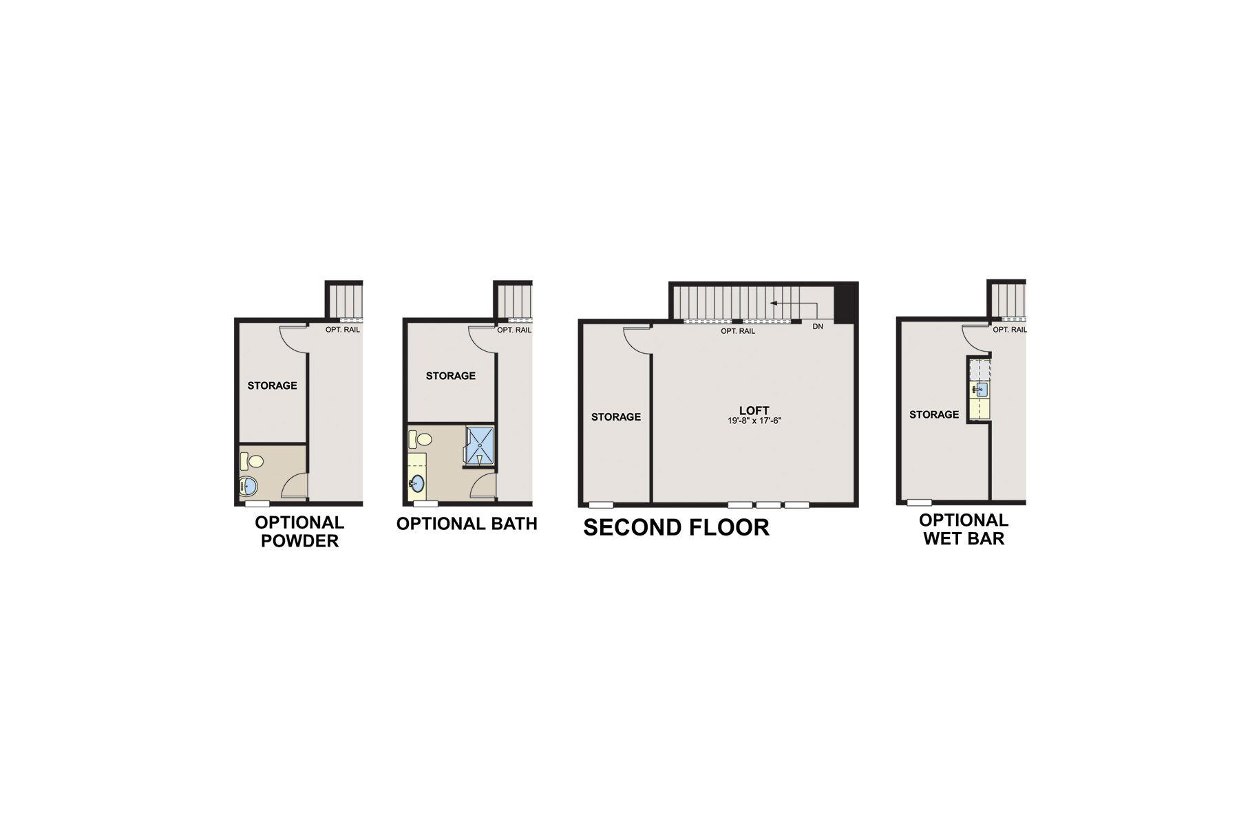 Aspen Second Floor