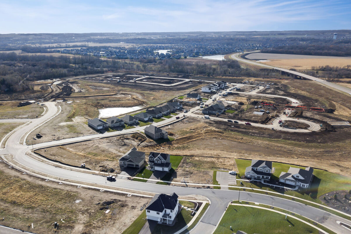 North Creek Aerial