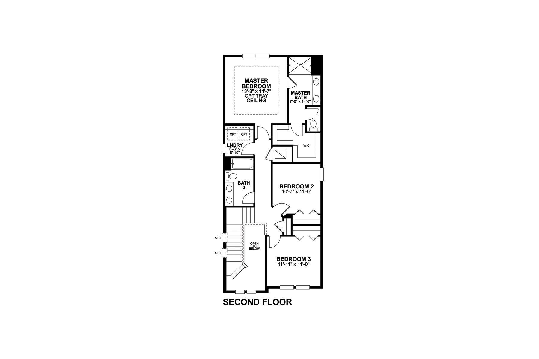 Baldwin Second Floor