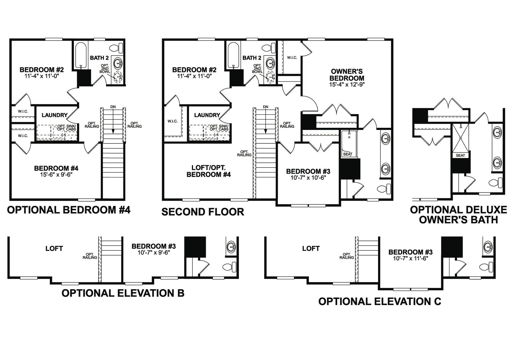 Dearborn Floorplan