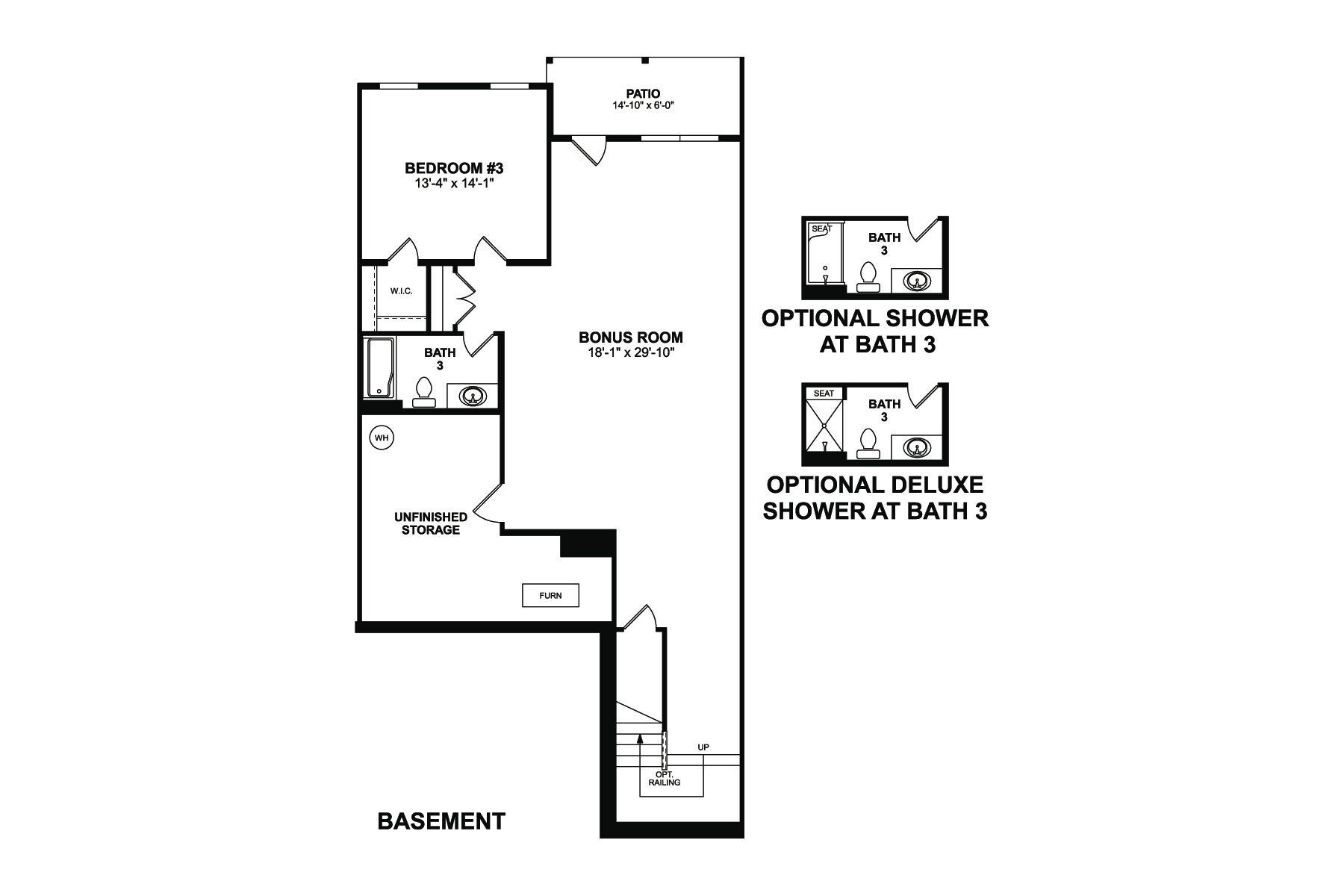 Willington Floorplan