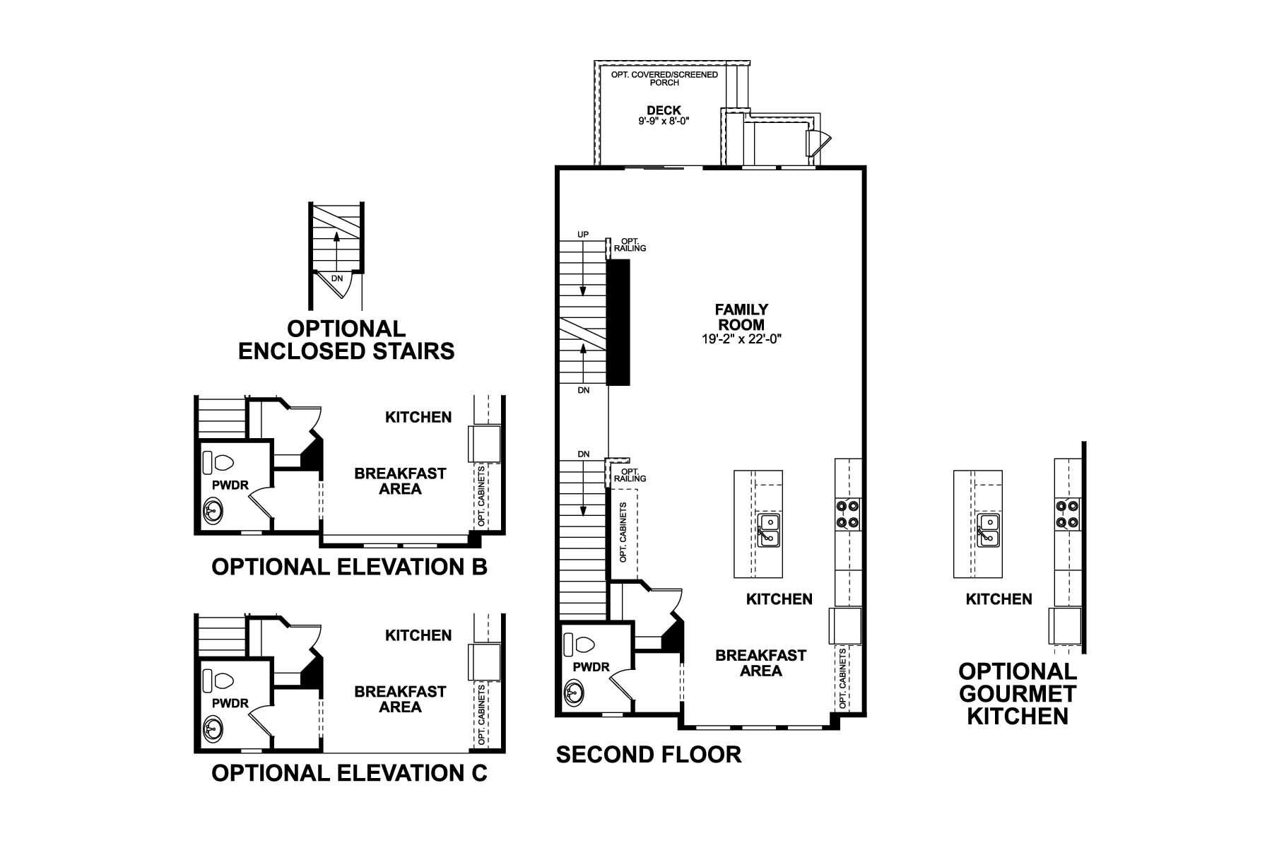 Flintwick Second Floor