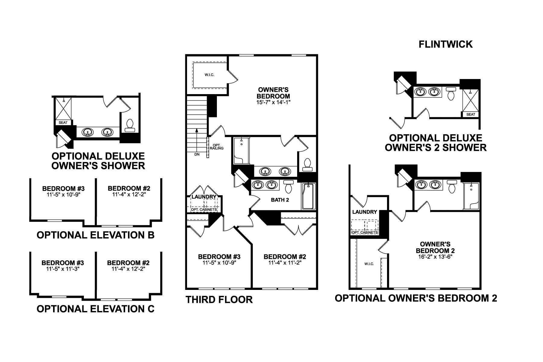 Flintwick Third Floor
