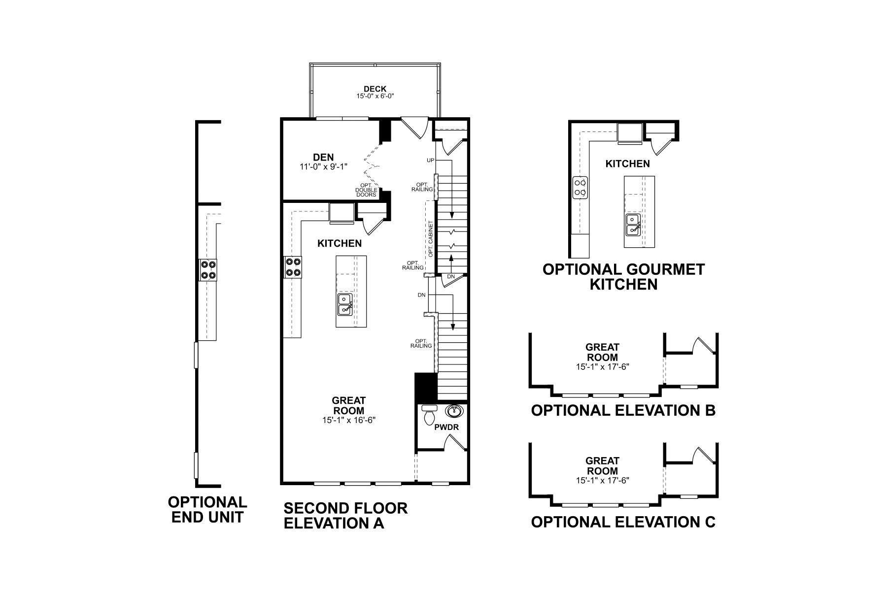 Kensington Second Floor