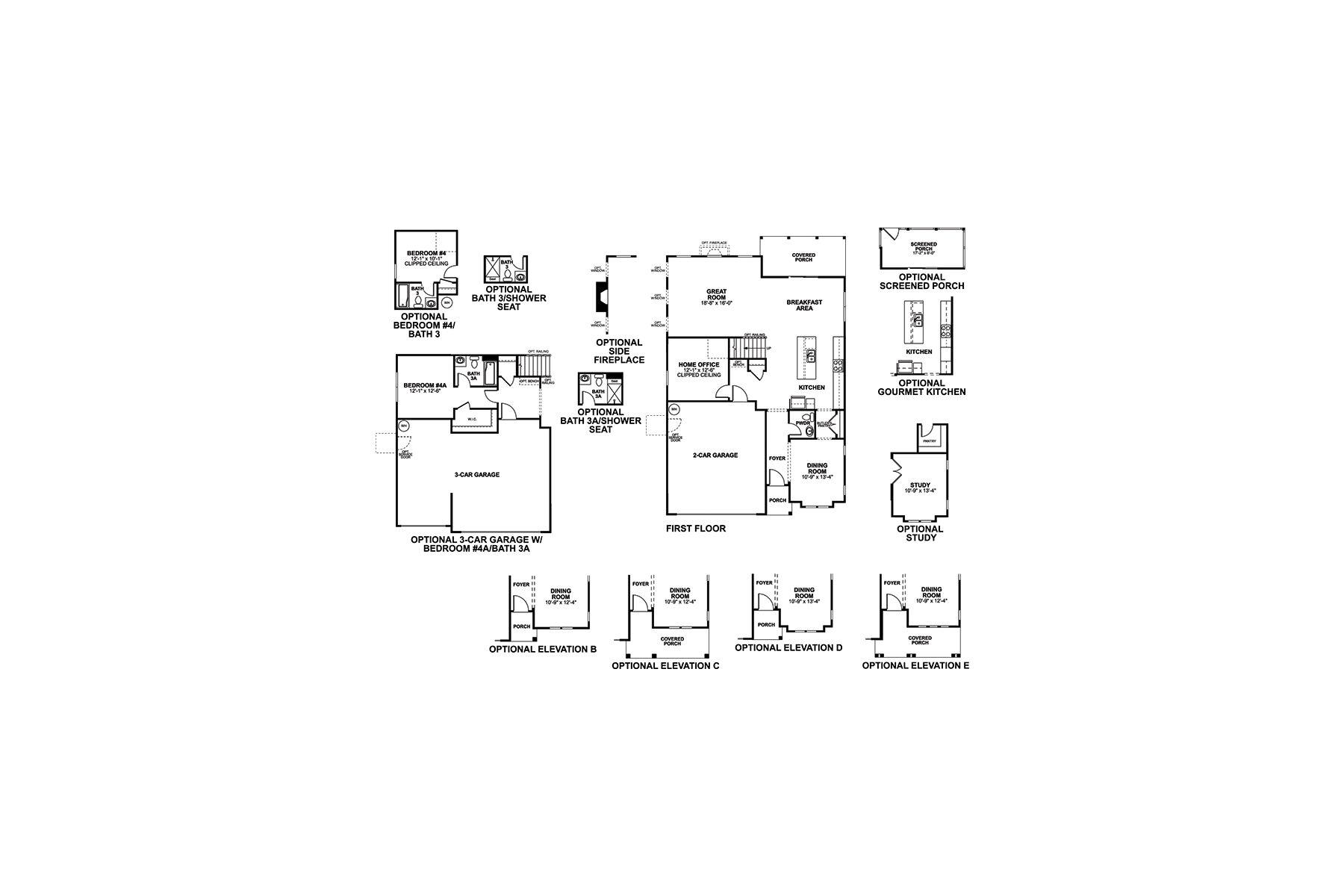Watuga First Floor