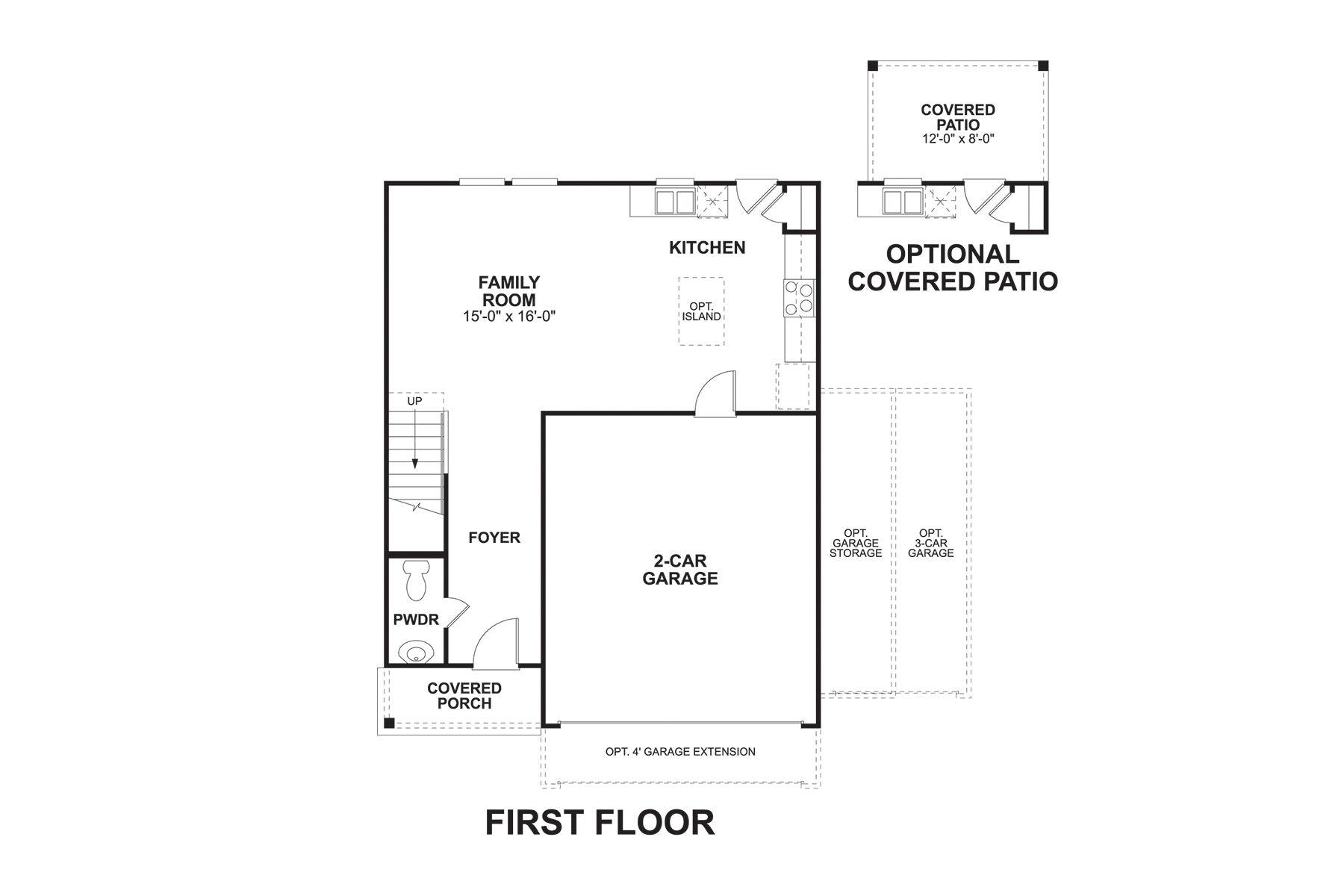 Verbena First Floor