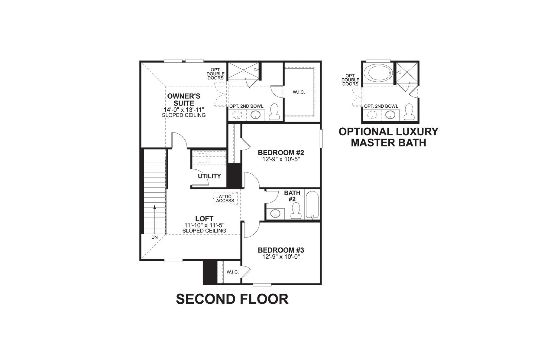 Verbena Second Floor