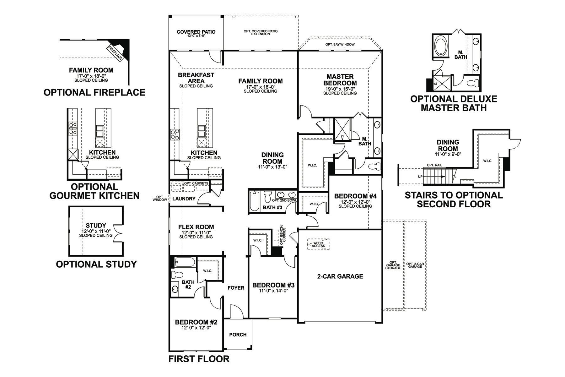 Nolan Floorplan
