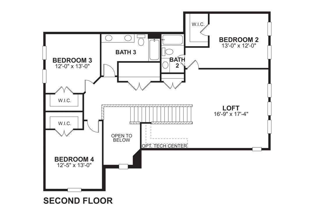 Juniper Second Floor