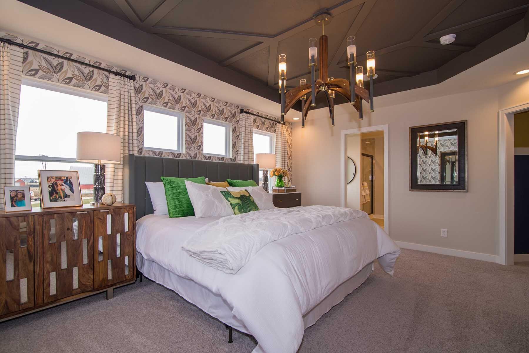 Smart Series Owner's Bedroom